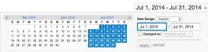 Calendar_Google Analytics