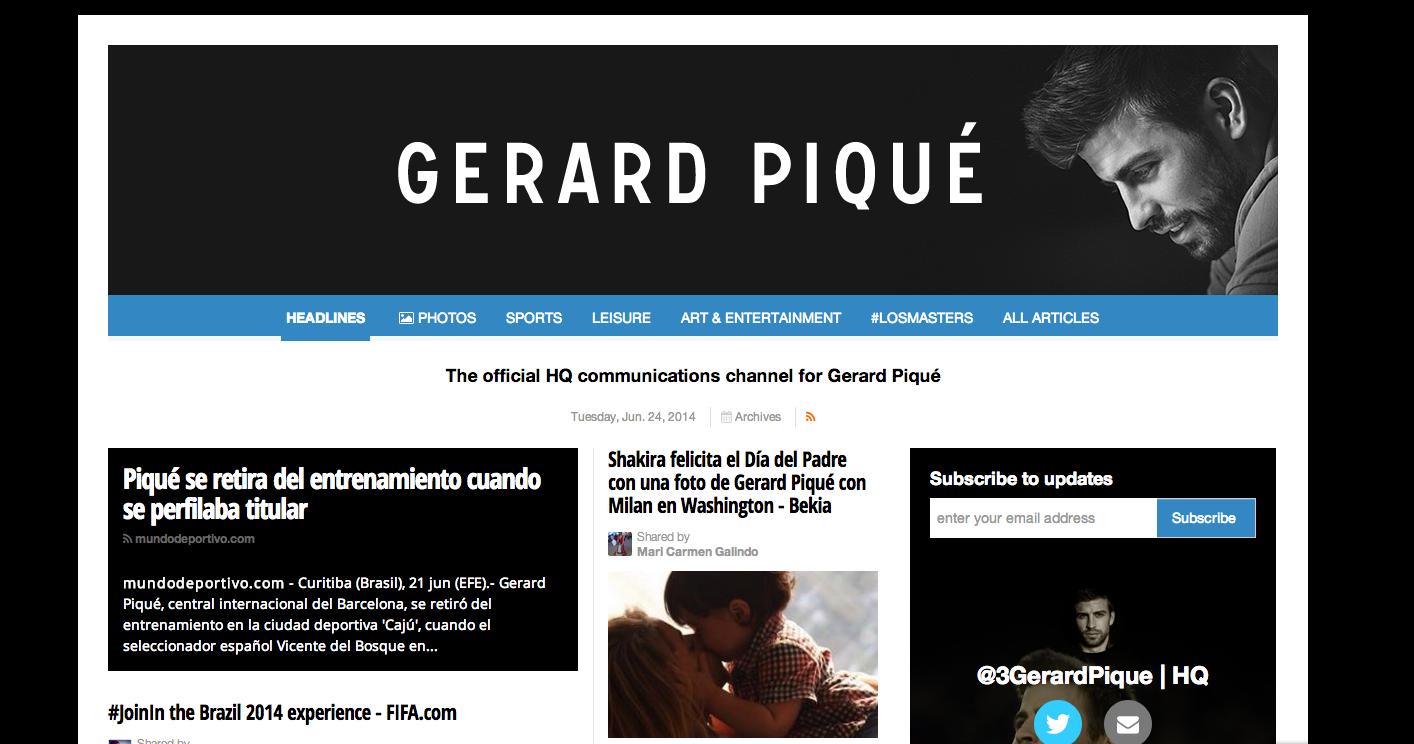 Gerard Picque paper