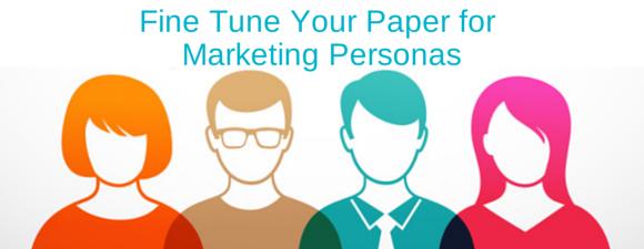 Marketing Personas
