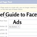 A Brief Guide to Facebook Ads