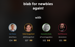 Blab for Newbies